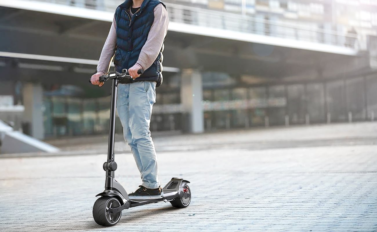 Mercane Wide Wheel PRO Single Motor e-Scooter