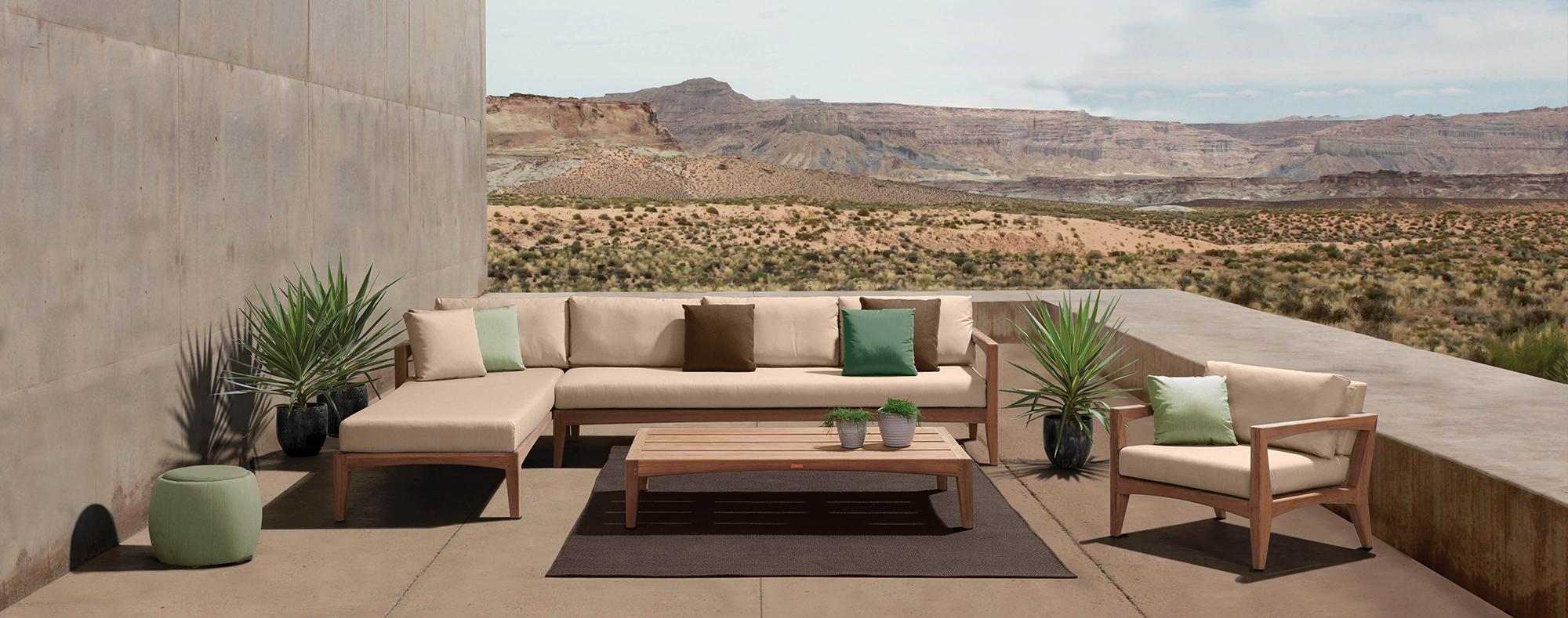 Zenhit luxury outdoor seating