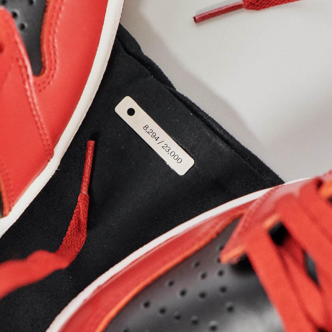 Air Jordan 1 High 85 Varsity Red - BQ4422-600
