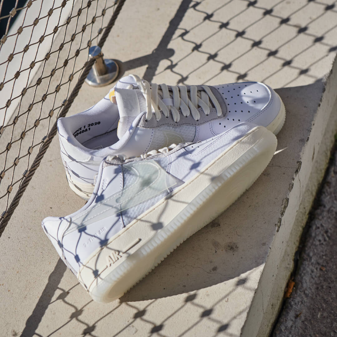 Nike Air Force 1 Low DNA White - CV3040-100