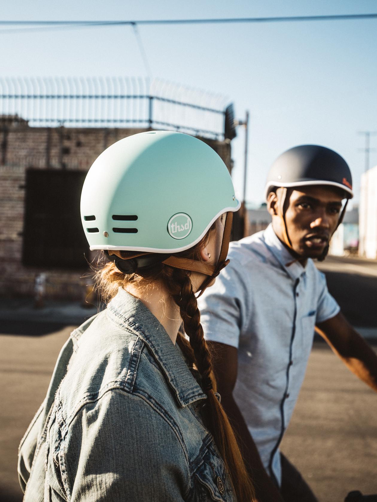 Heritage Bike Helmet, Willowbrook Mint