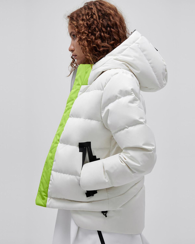 Women's 2L BIO Puffer Jacket Cropped