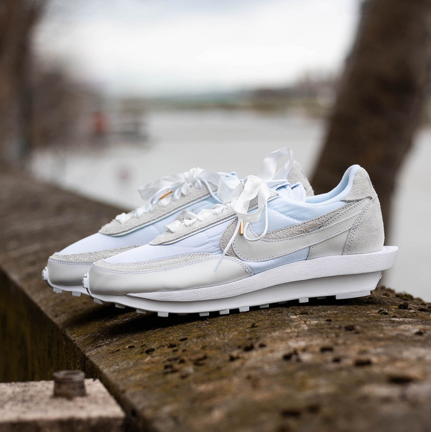 Nike LD Waffle Sacai White
