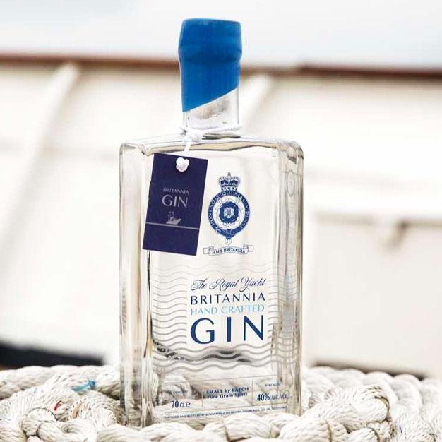 More About Britannia Gin