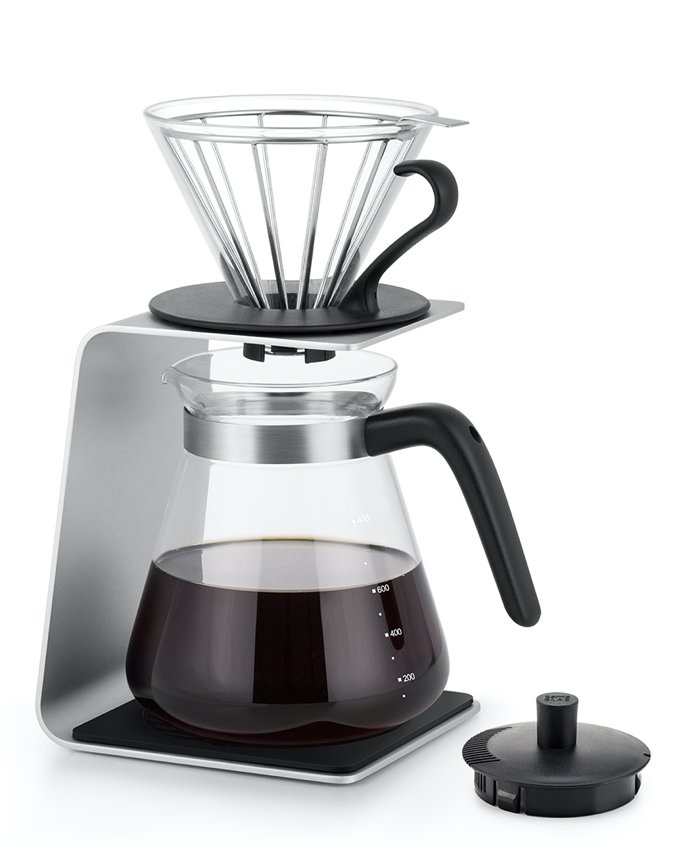 Impeccable coffee made easy
