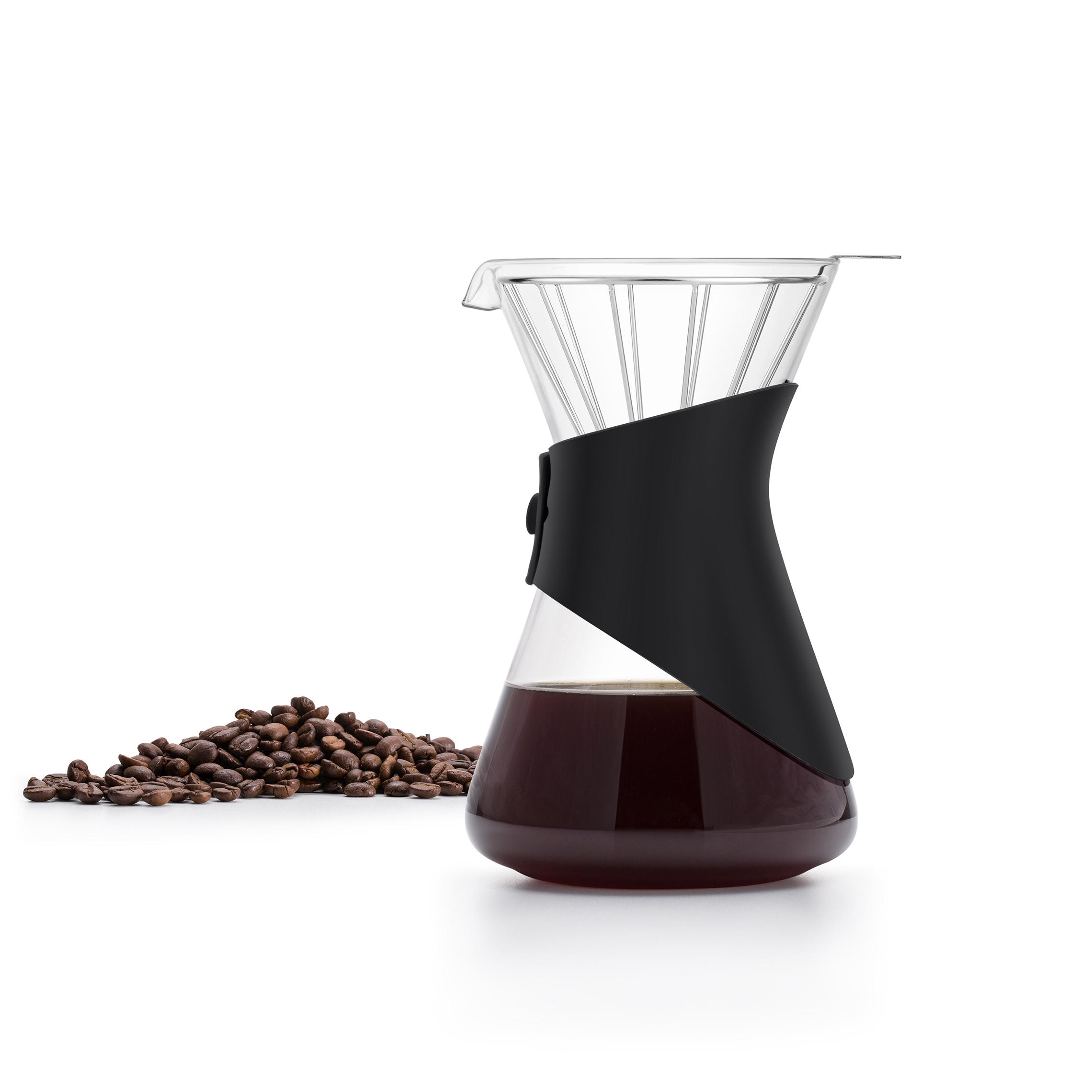 Keeps coffee pure & fresh