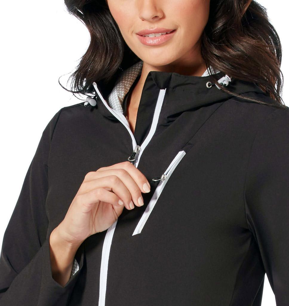 Women's Plus Size Monsoon X2O Rain Jacket