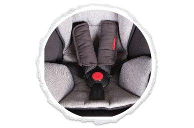 confort et sécurité pour bébé...