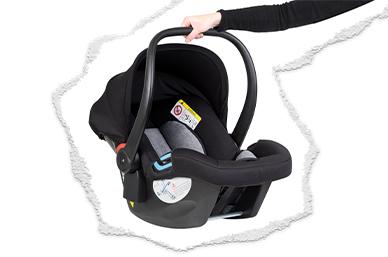 Ultrakomfort für die Eltern!
