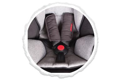 Komfort & Sicherheit für das Baby...