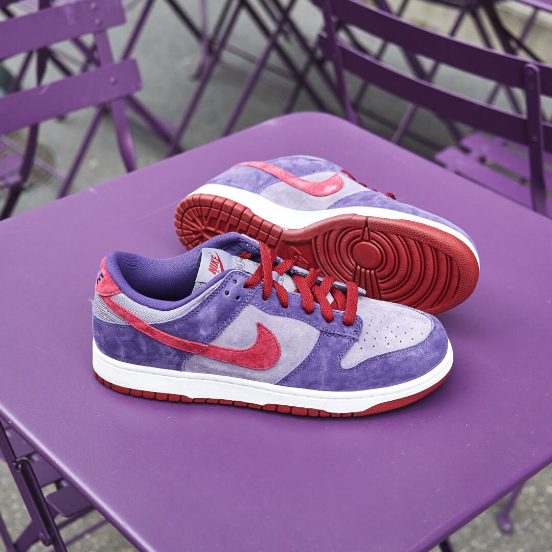 Nike Dunk Low Plum - CU1726-500