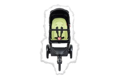 ride like a boss in one of the most roomiest&taller seats in the market!