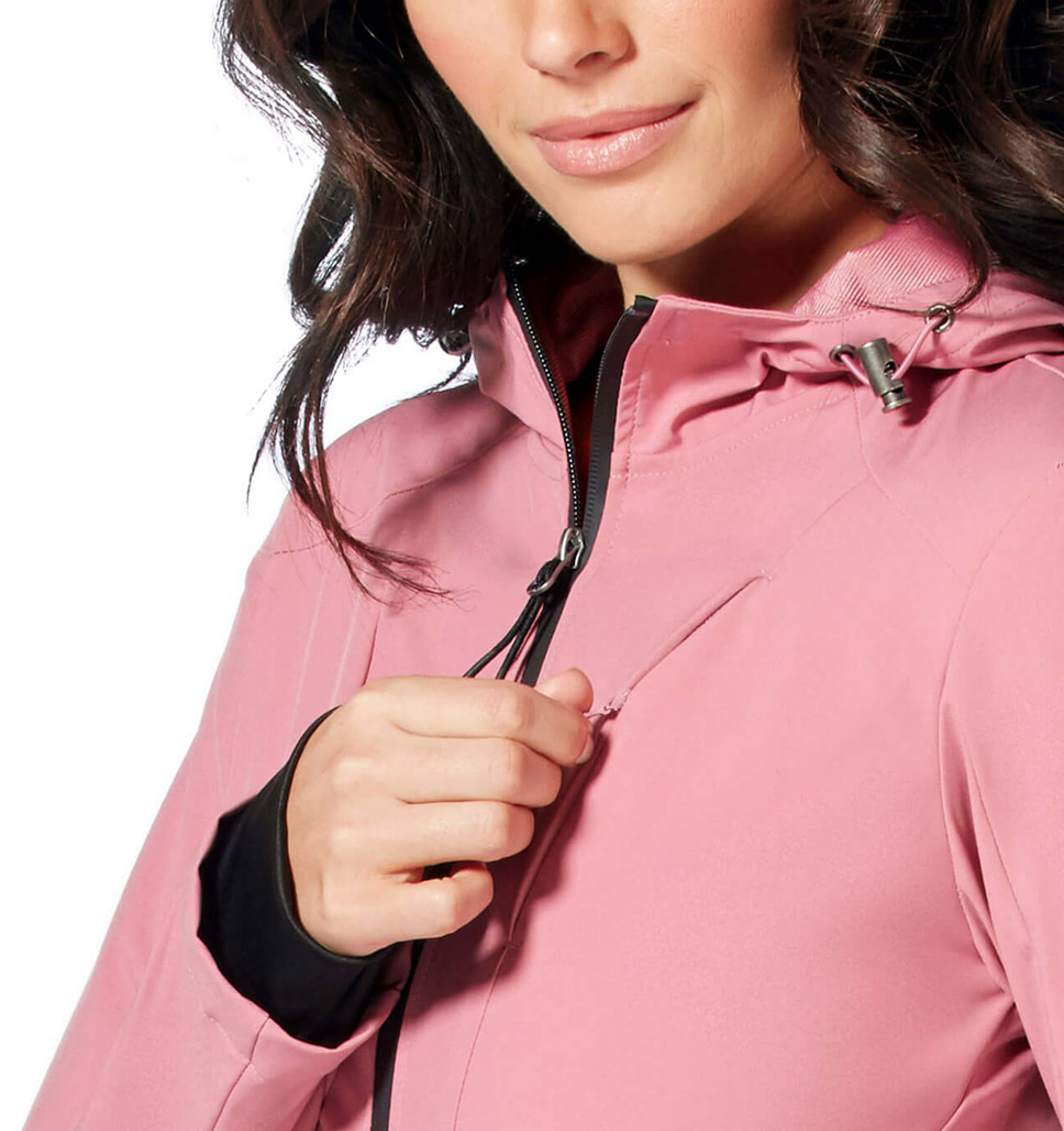 Women's Plus Size Springtime Super Softshell® Jacket