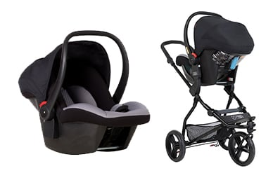 compatible as a travel system