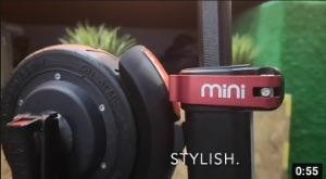 Feature presentation black Mini 2