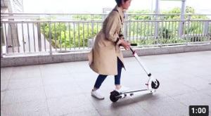 Mini 2 commuting demonstration