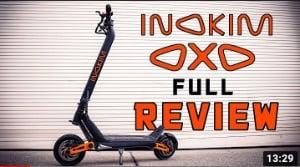 ESG review of the Inokim OXO