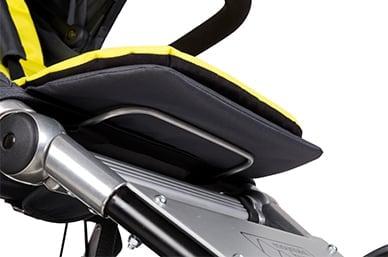 adjustable footrest for elevation