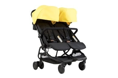 one of the most roomiest seats in a lightweight, urban, side-by-side buggy in the market