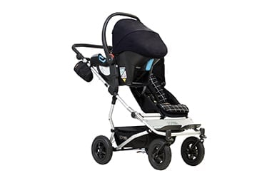 an all terrain travel system for your newborn OR twins