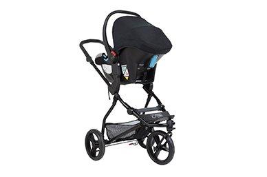 Reisesystem für Neugeborene