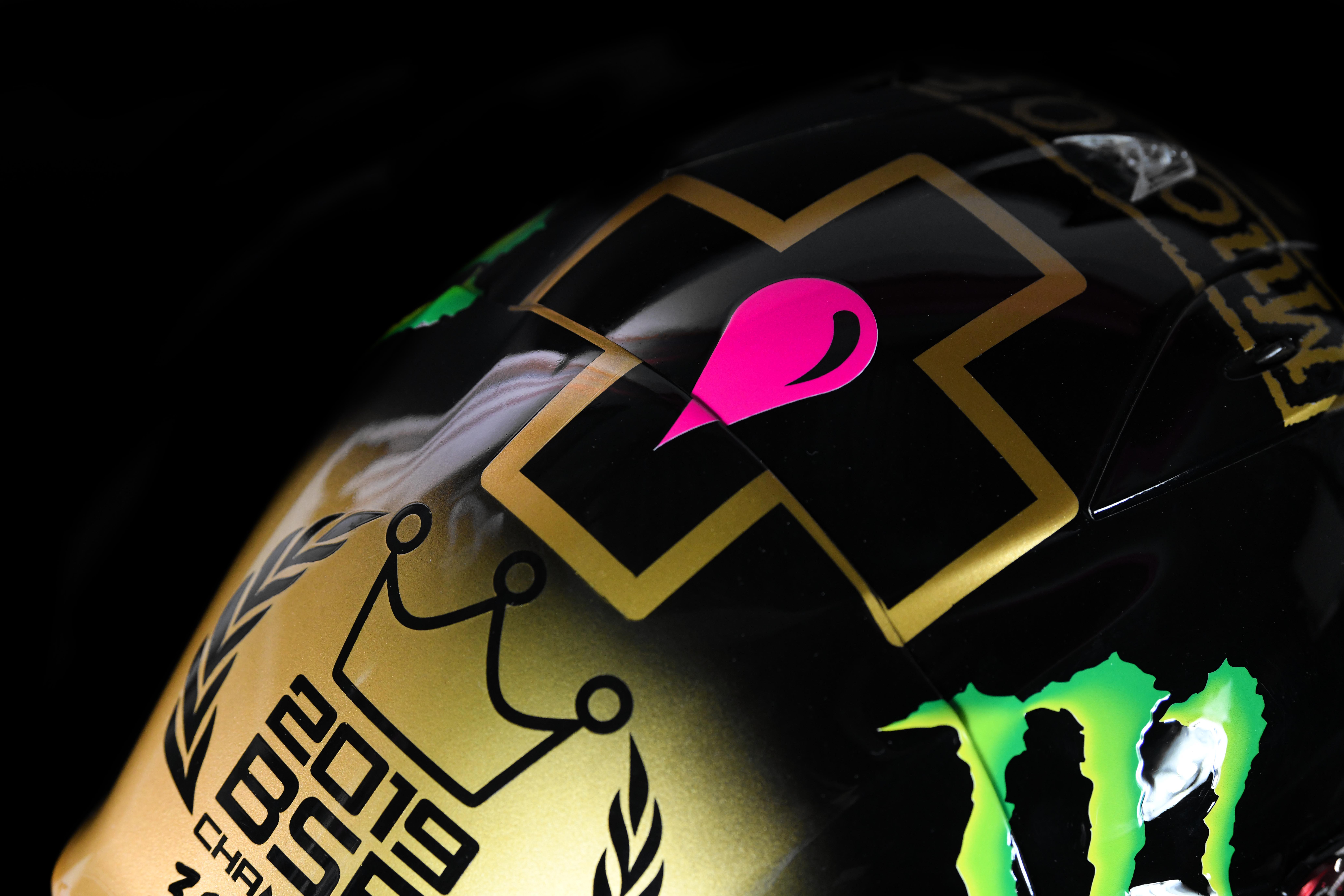 Scott Redding - Custom Helmet Image 5
