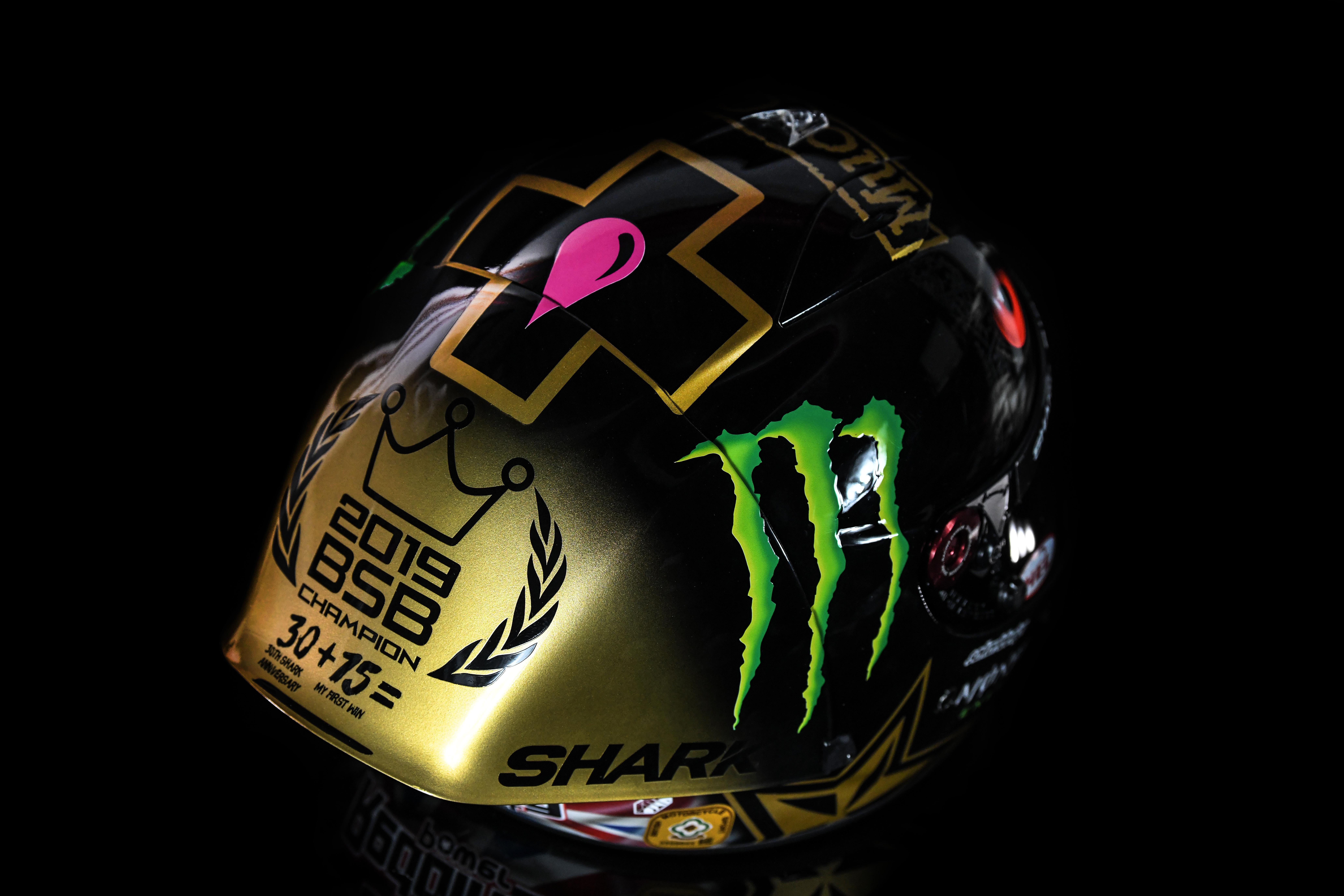 Scott Redding - Custom Helmet Image 2