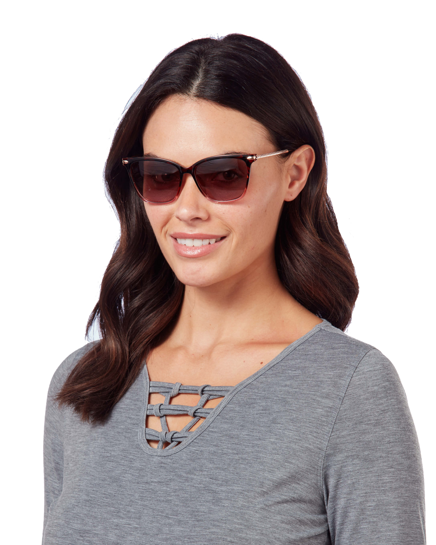 Women's Tortoiseshell I Sunglasses