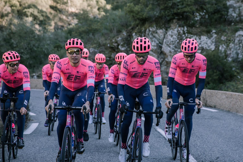 EF Education-NIPPO Pro Cycling Team - Lifestyle image 1