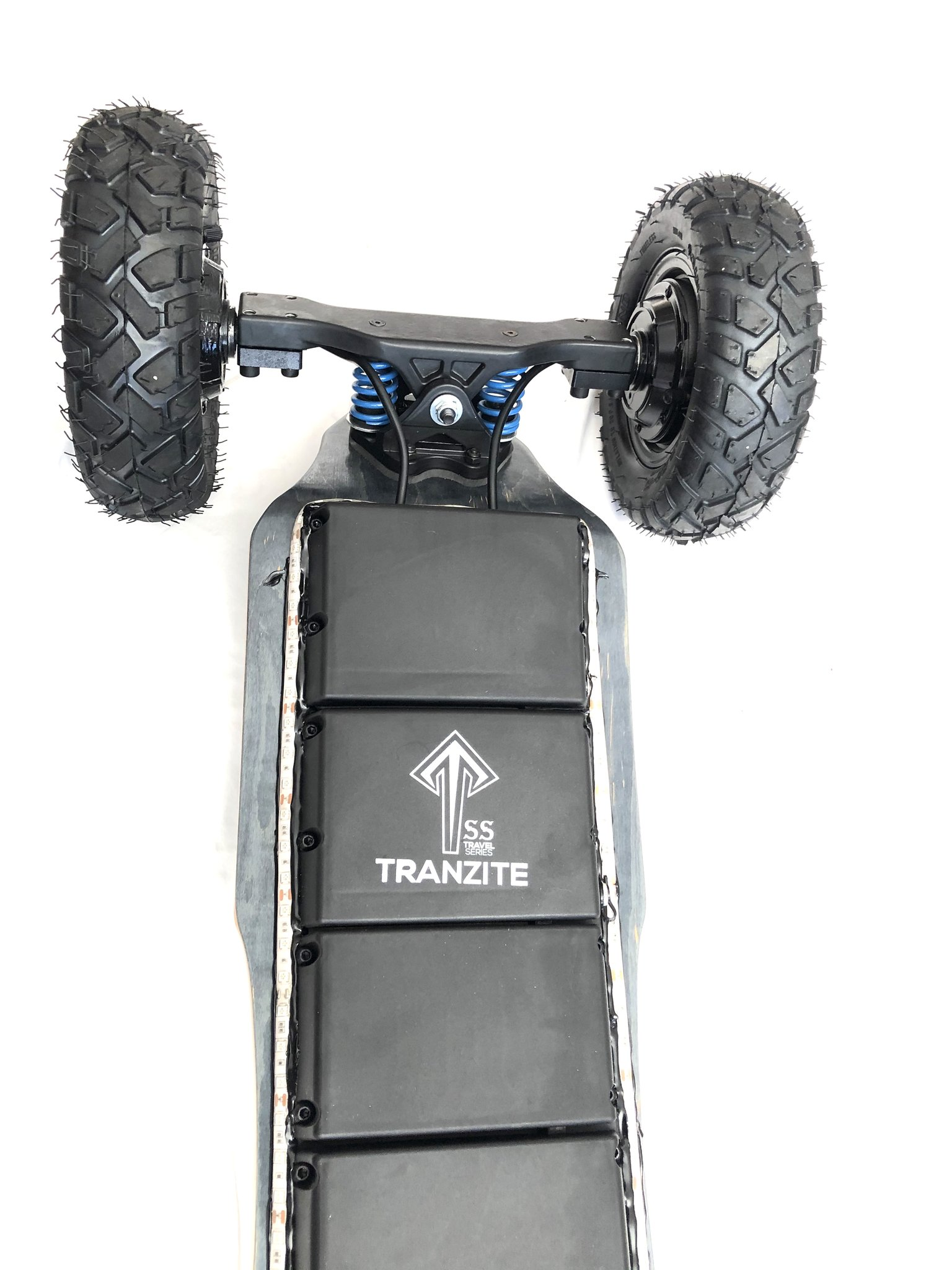 Tranzite Cross Country Gen3 e-Skateboard