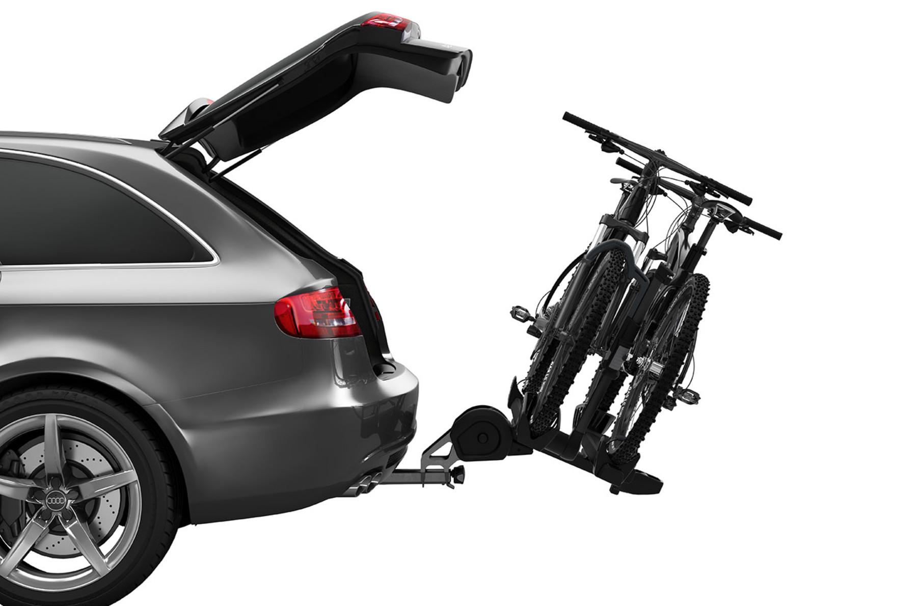 Thule T2 Pro XT 2 Bike Carrier - Hitch Bike Rack (50mm Tow Receiver)
