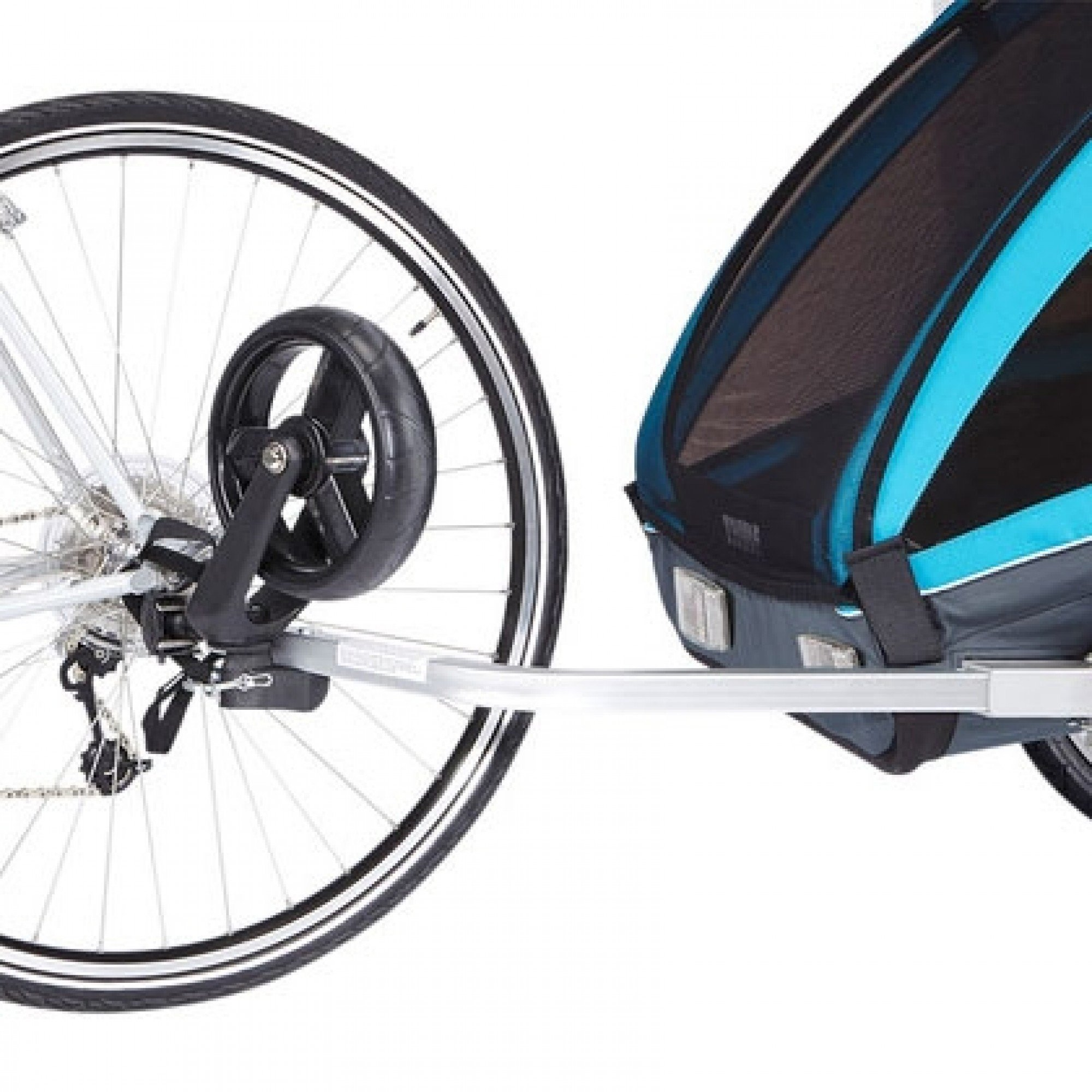 Thule Chariot Coaster XT Bicycle Trailer & Stroller