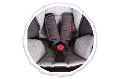 comfort & safety for baby...