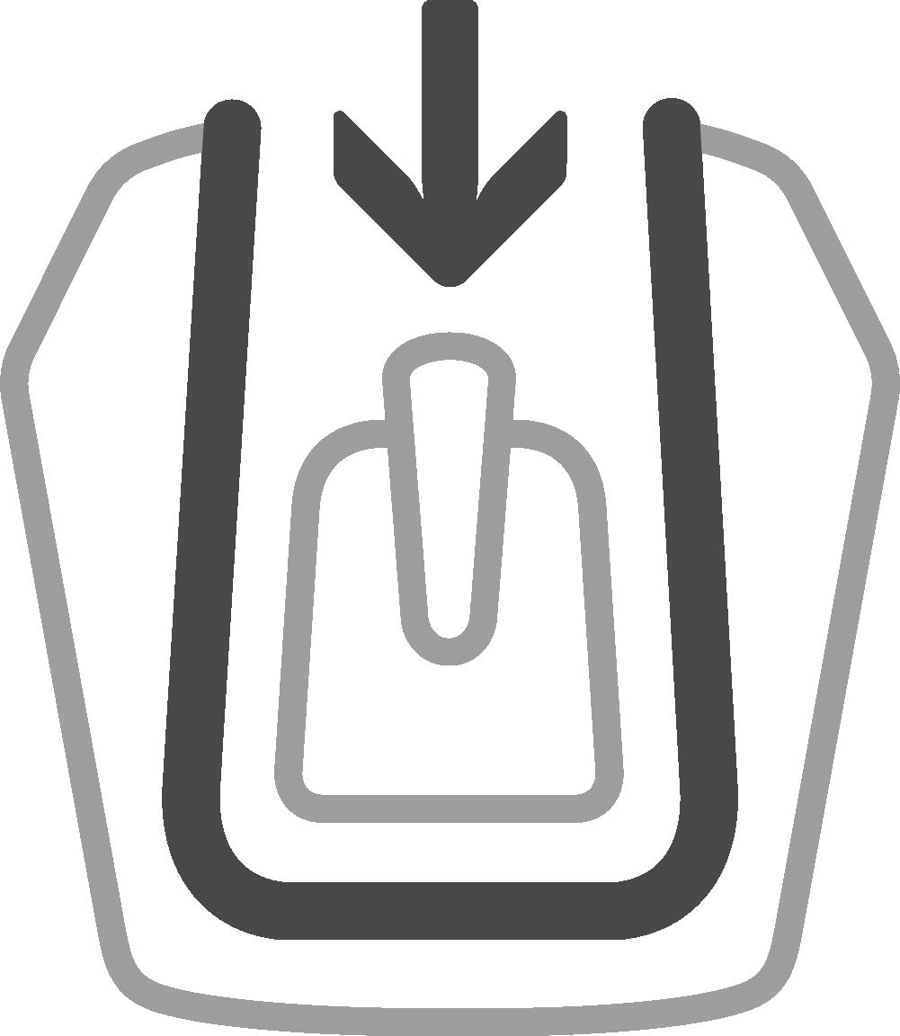 Avalanche Safety Pockets-Deuter