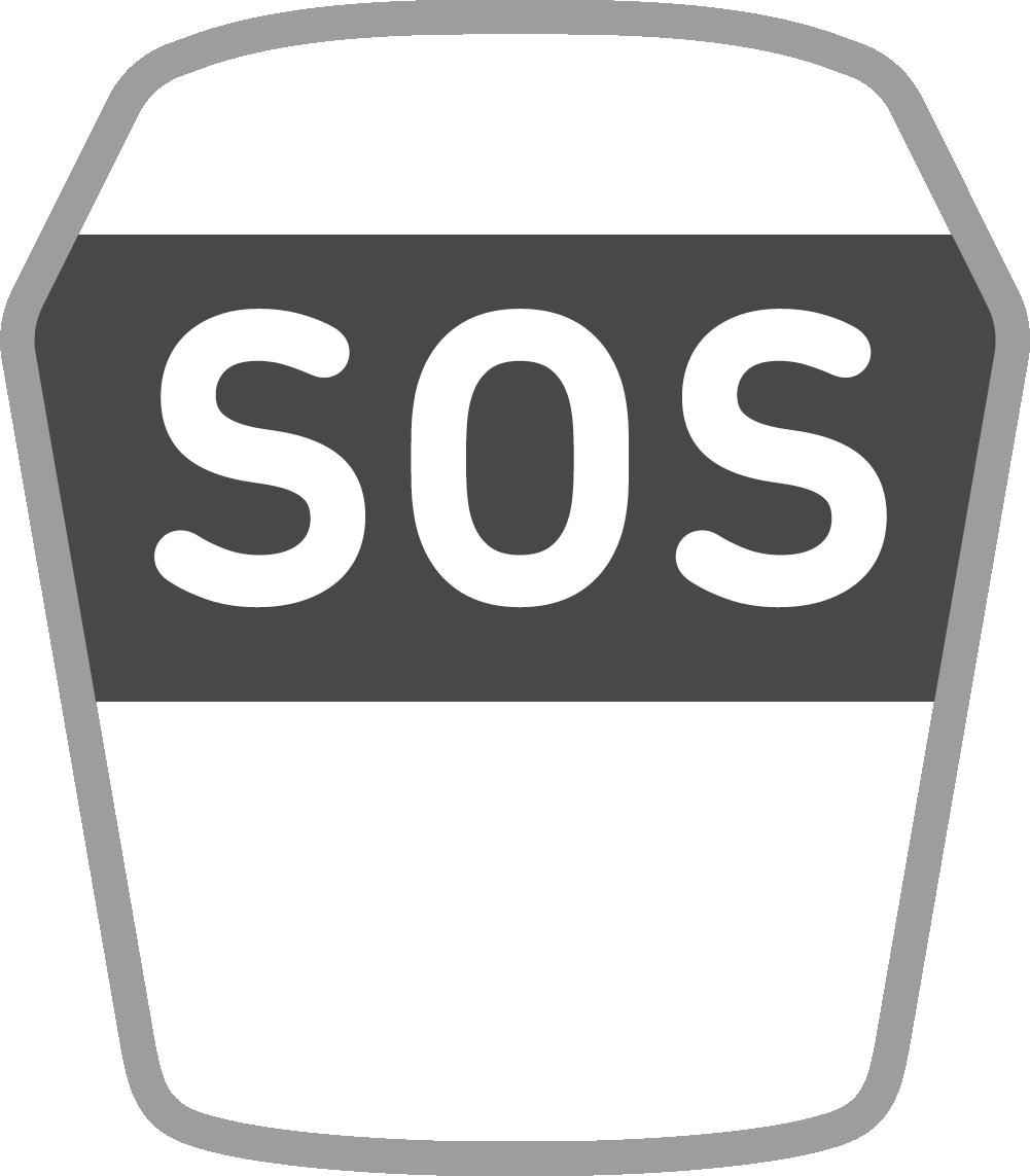 SOS Label-Deuter