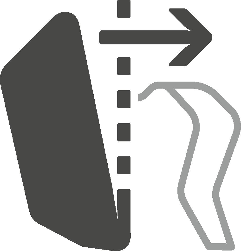 Adjustable Straps-Deuter