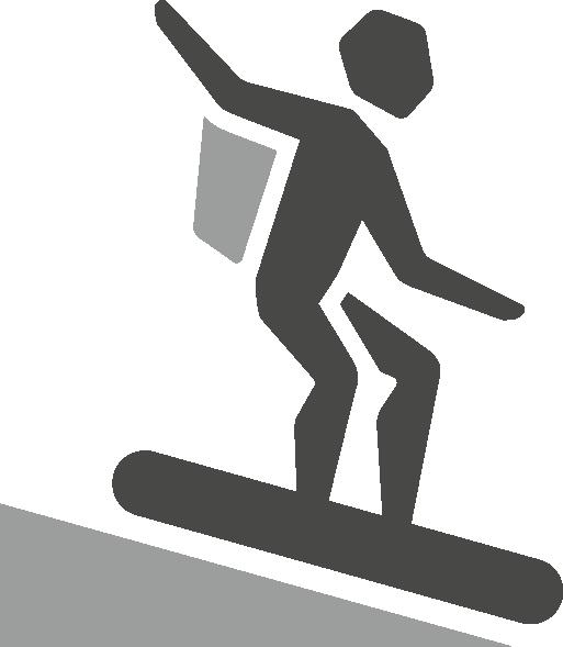Snowboarding-Deuter