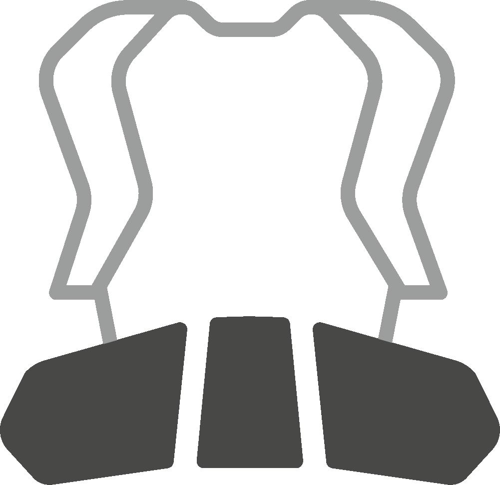 Lightweight Hip Belt-Deuter