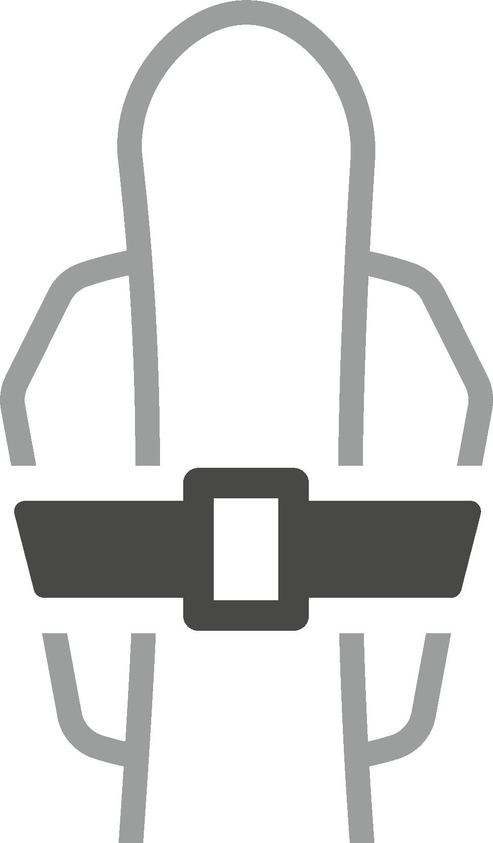 Snowboard Attachment-Deuter