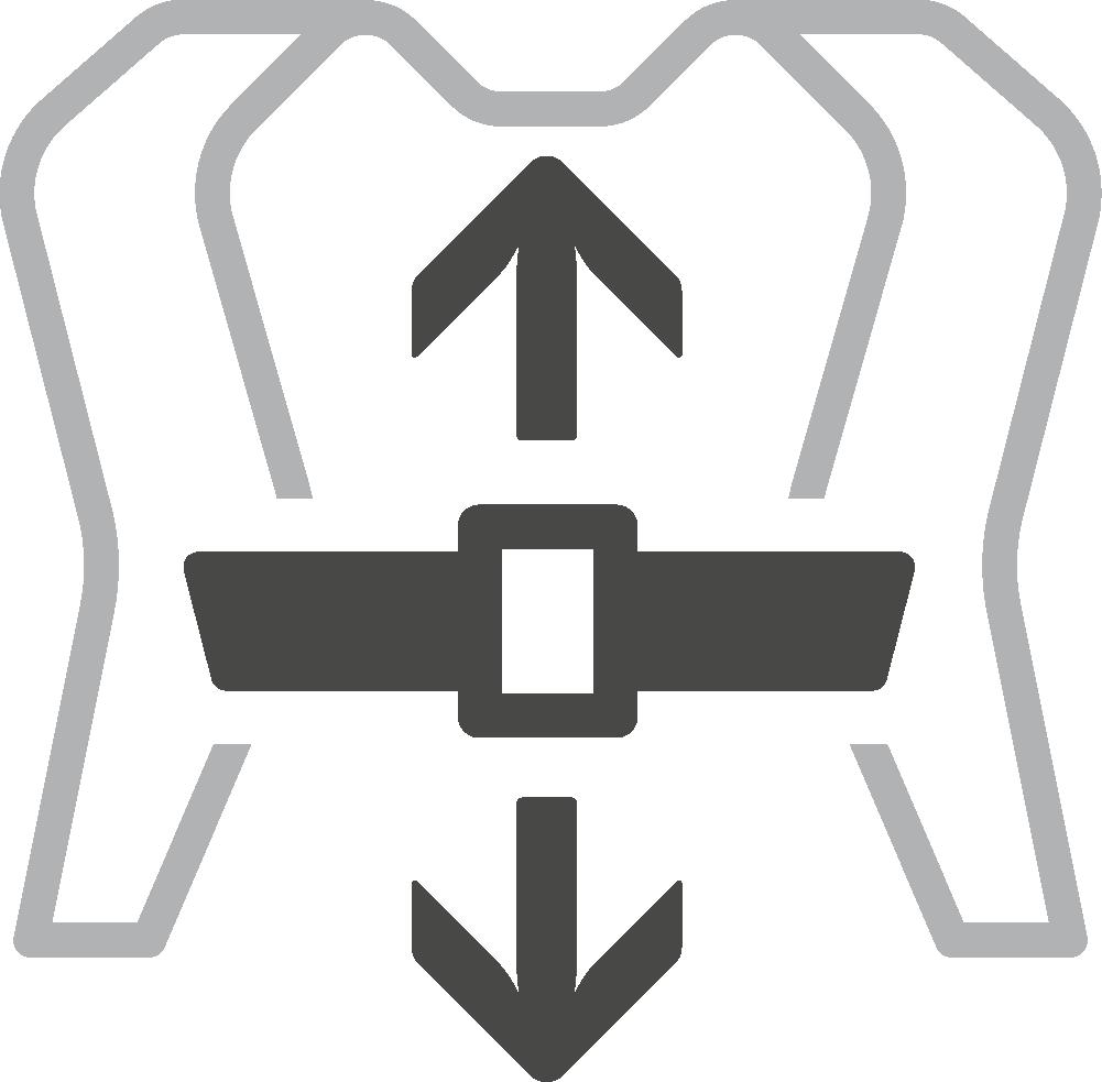 Adjsutable Sternum Strap-Deuter