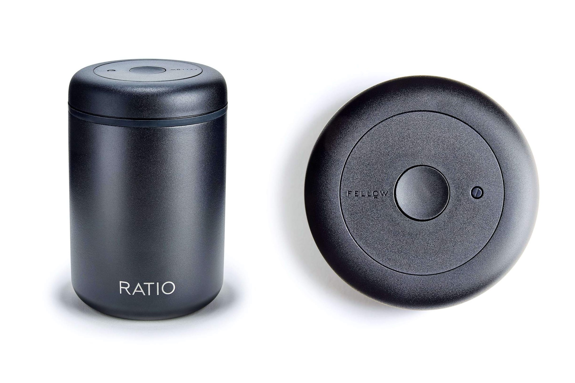 Ratio Eight Matte Black + Canister + Grinder Bundle key feature 2