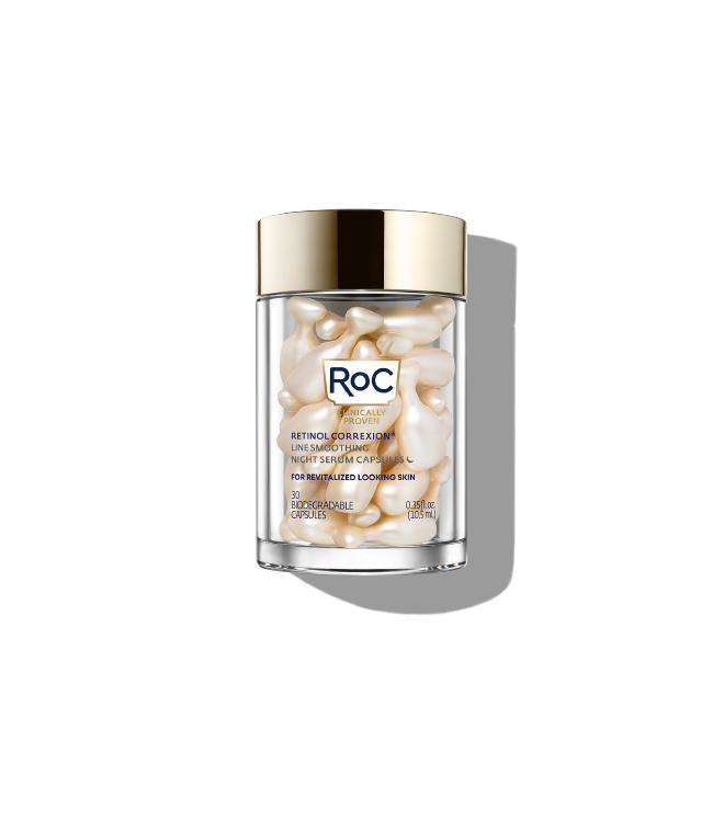 RETINOL CORREXION® Line Smoothing Night Serum Capsules