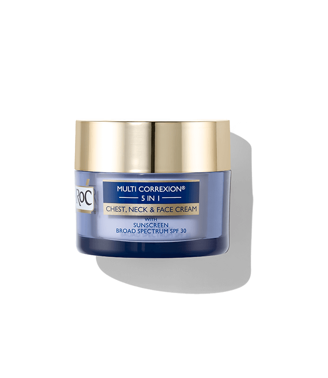MULTI CORREXION® 5-In-1 Chest, Neck & Face Cream With SPF 30