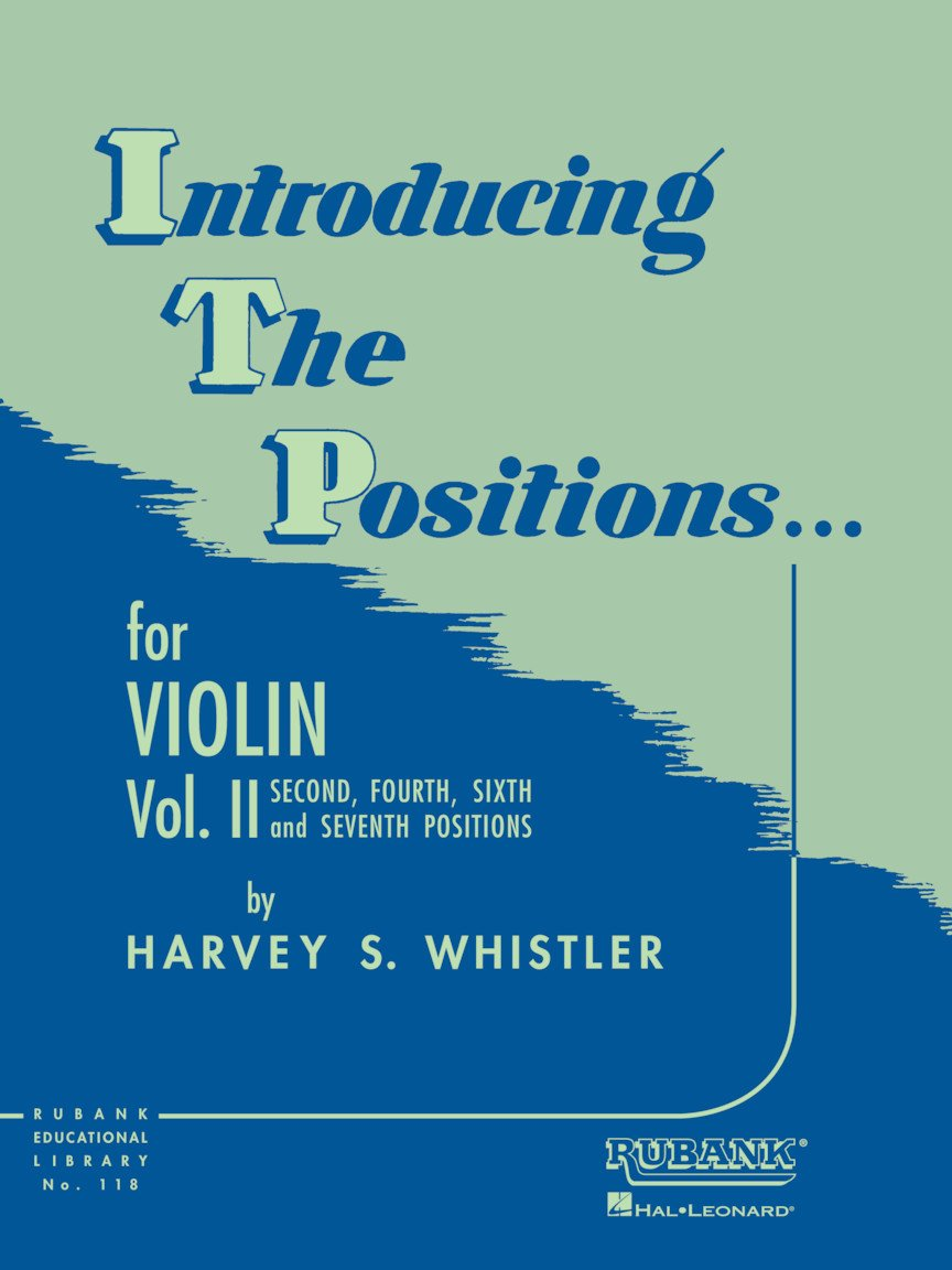 Introducing the Positions for Violin Vol. 2 in action