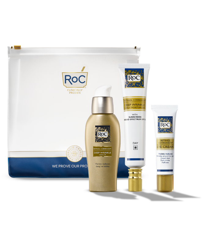 Shop all Products – RoC® Skincare