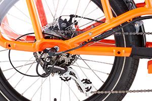 RadWagon Electric Cargo Bike Version 4key feature 6