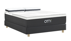 OTTY PURE Hybrid Bamboo & Charcoal Mattress