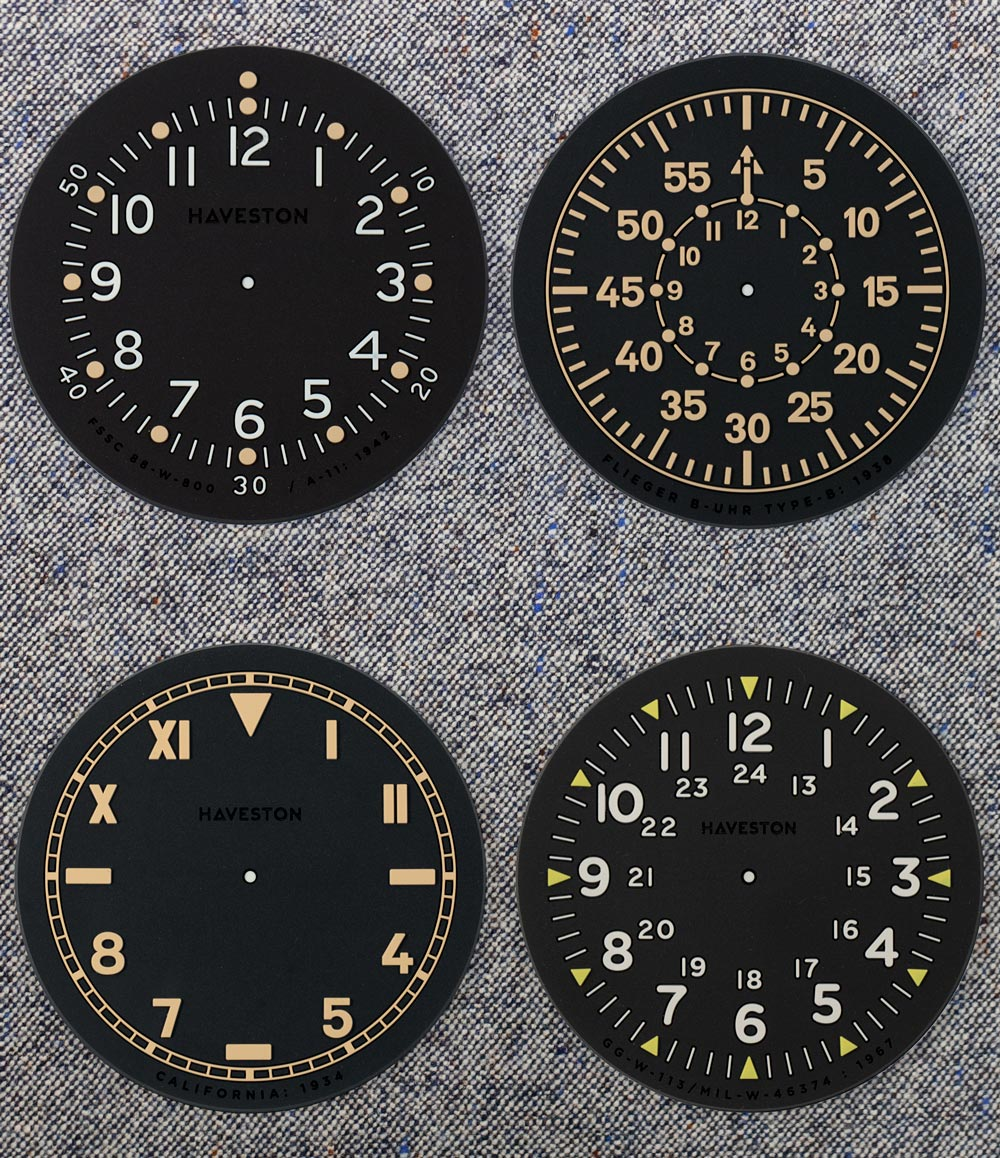 Service Dial Coasters
