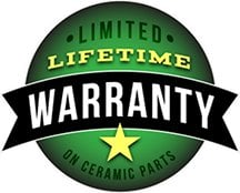 Big Green Egg Limited Lifetime Warranty