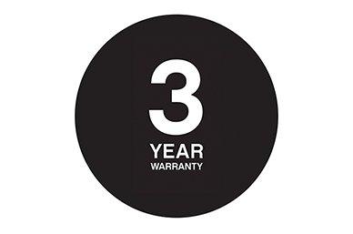 Garantie de 3 ans